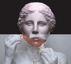 Rebirt of Venus, 2018 From The Series of Arte Erotica, Archival Pigment Print