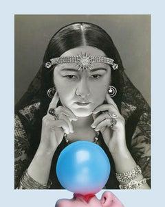 Fortune Teller From The Series of Arte Erotica, Archival Pigment Print