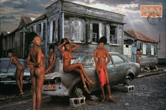 Haiti. From the Mani- Cartes Postales series