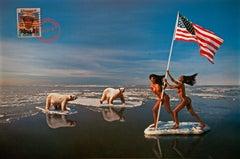 Alaska, From the Mani- Cartes Postales series
