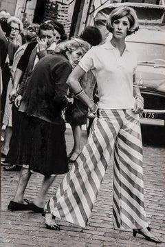 Fashion on the Street, Paris, 1963.