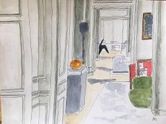 An Interior By Joseph Dirand