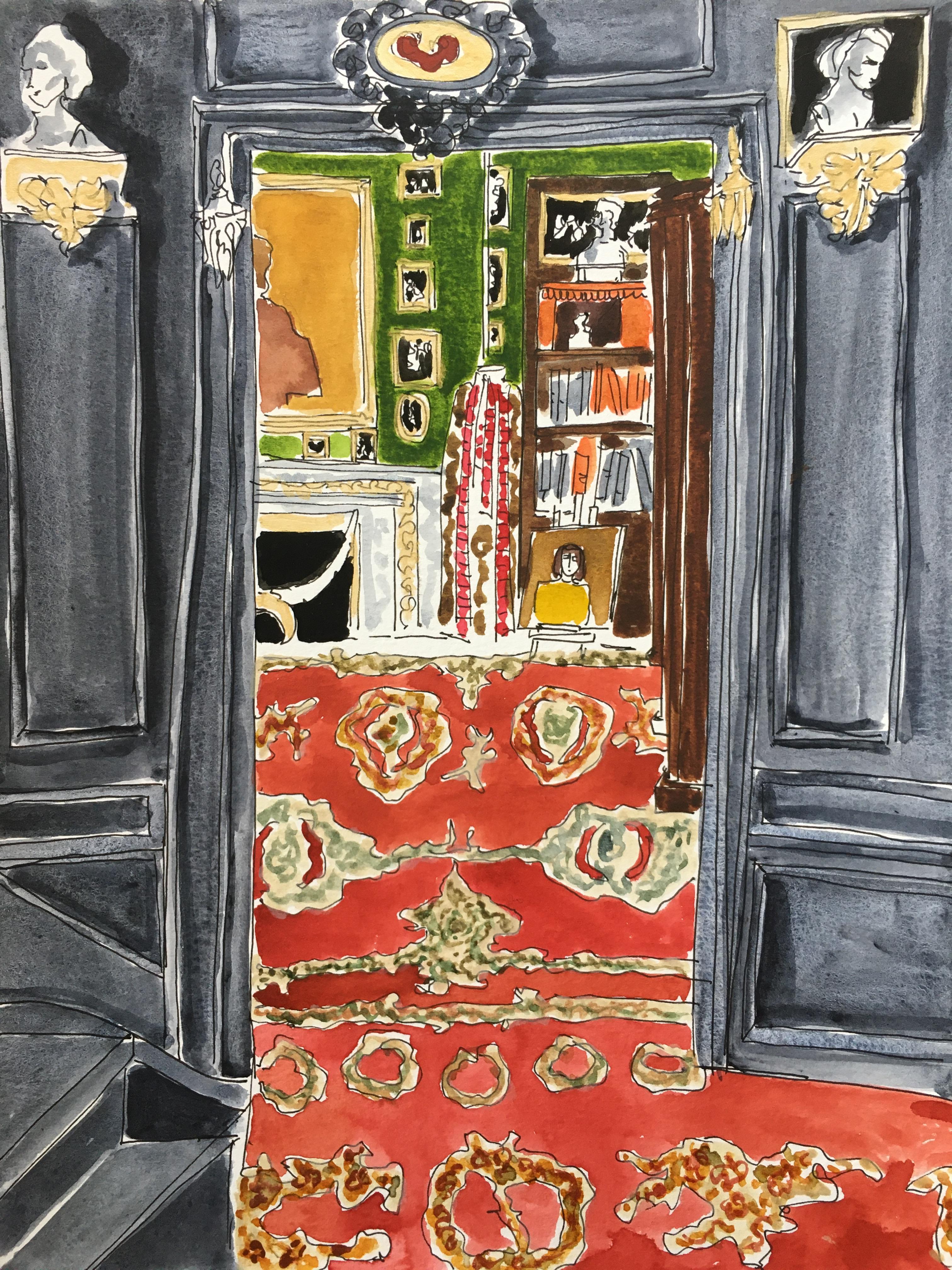 MALPLAQUET HOUSE