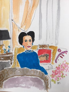 The Duchess of Windsor at Home