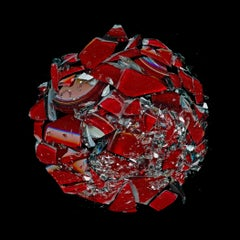 """The Broken Hearts Planet. From the series """"The Broken Planet"""""""