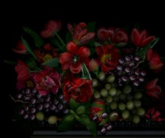 "Still Life with Grapes. From the series ""Still Life"""