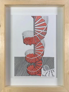 Caracol. One of a Kind (Framed)