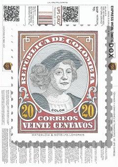 Colón. One of a Kind (Framed)