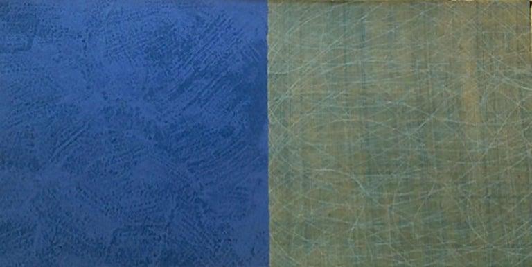 David Shapiro Abstract Drawing - Clearing 4