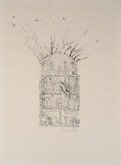 Museum of Figueras - Handsigned Lithograph