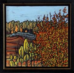 Fall Splendor, Oil Painting by Robert Zeer