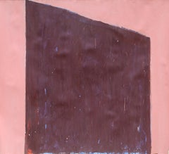 Working Man, Large Oil Painting by Thornton Willis 1981