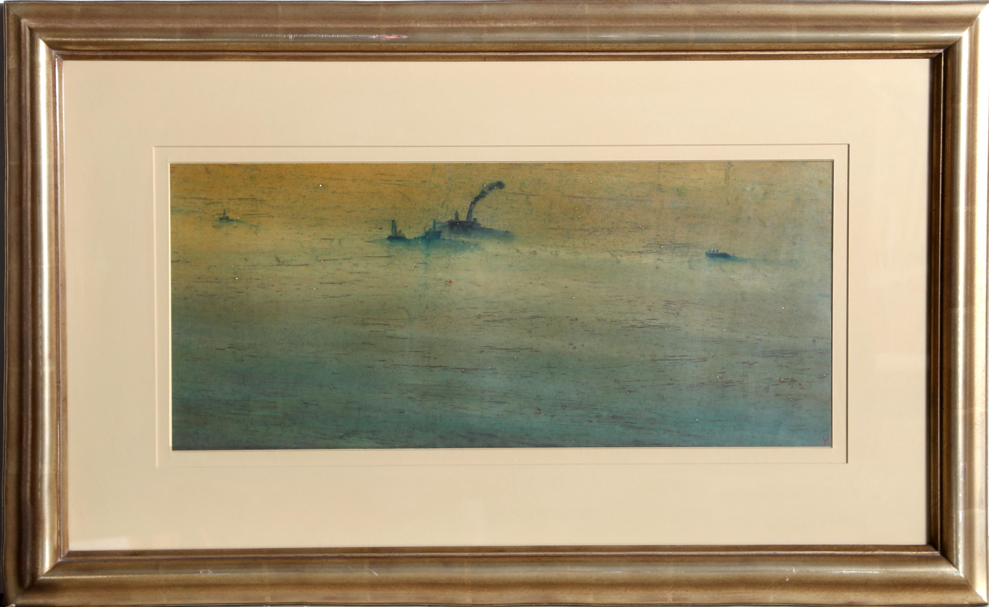 Seascape, Oil Painting by Vladimir German