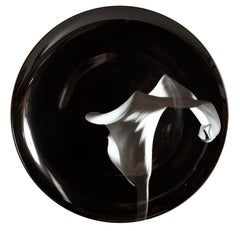 Robert Mapplethorpe, Calla Lily Porcelain Plate