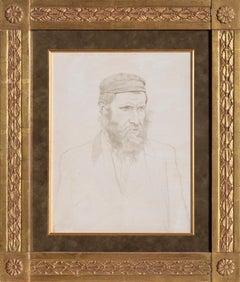 Portrait of Moische Spiegel