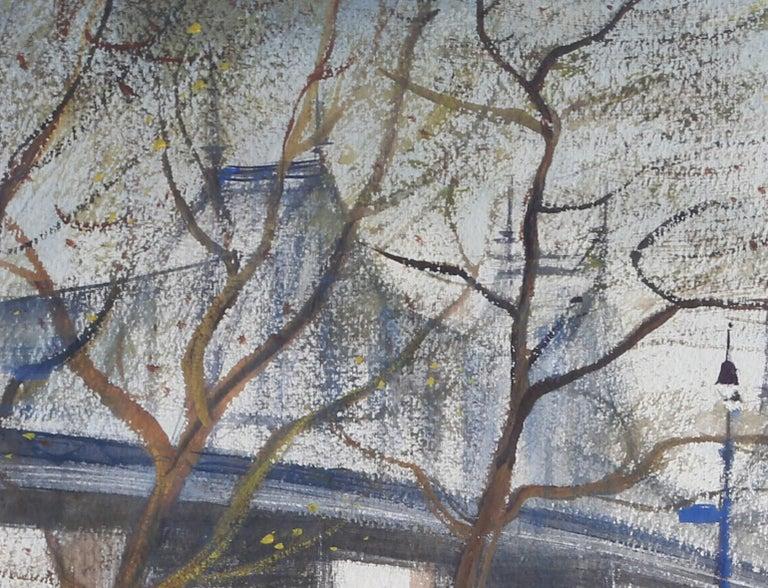 Lower East Side - Impressionist Art by Joseph Barber