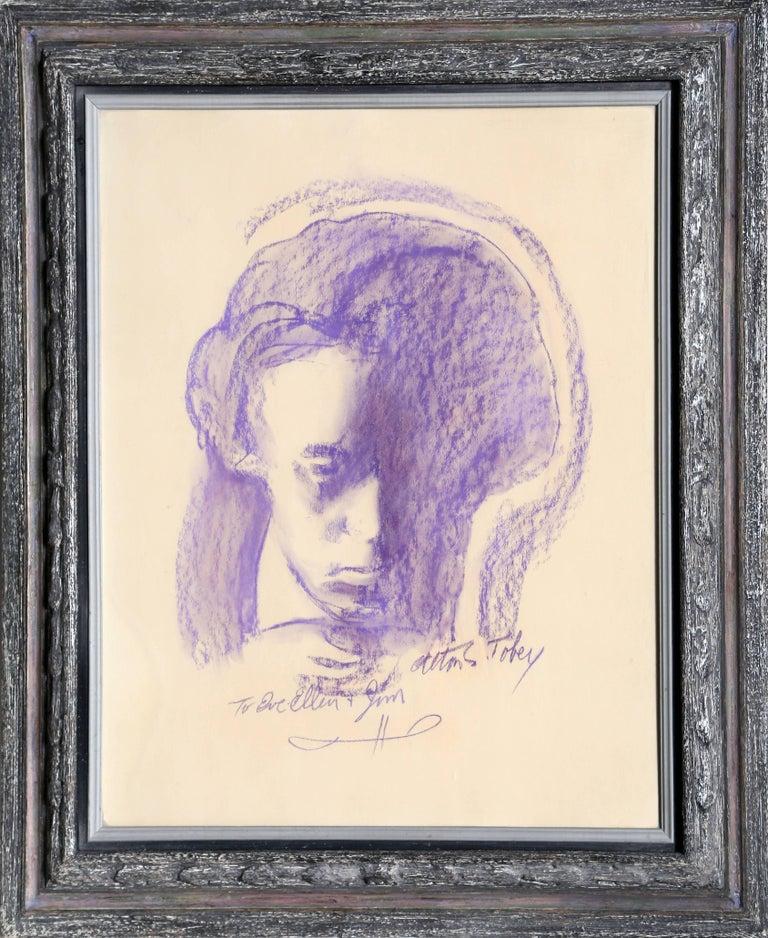 Alton Tobey Portrait - Beethoven