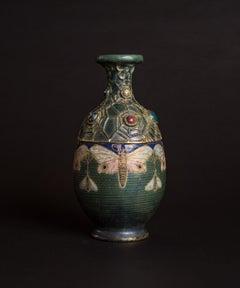 Butterflies and Bees Amphora Semiramis Vase
