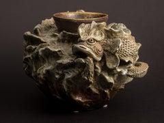 Tempestuous Sea Vase