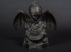 Sphinx Inkwell