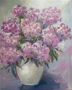 Summer Bouquet original still life painting