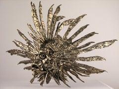 Lionfish- bronze sculpture- limited edition- Modern- Contemporary