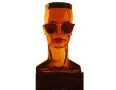 Grace Jones  Acrylic Resin limited edition  21st century contemporary art