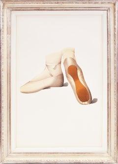 Watson Greig, Ballet Slippers, lithograph,  1900