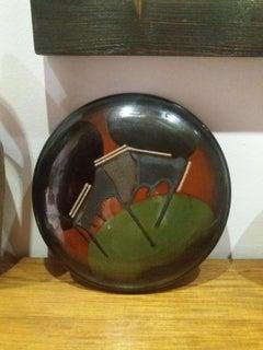 Girona. Original unique ceramic piece