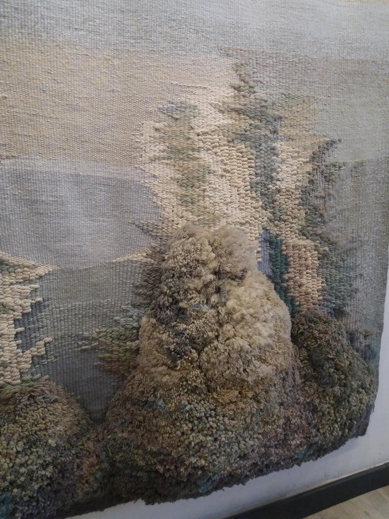 Birth of Venus. Original tapestry For Sale 1