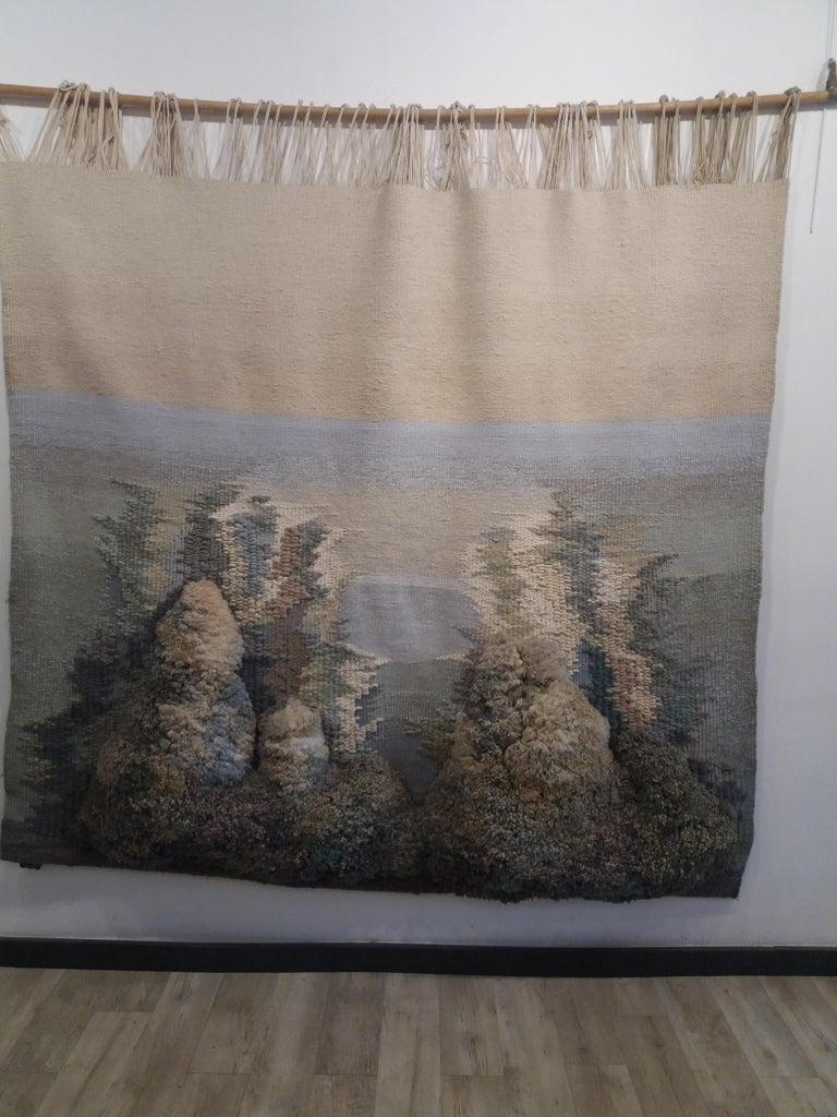 Birth of Venus. Original tapestry For Sale 2
