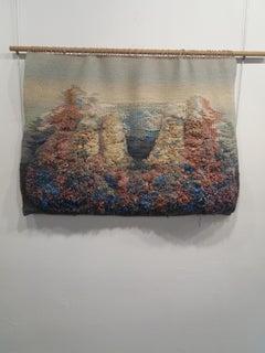 Marine. Original tapestry