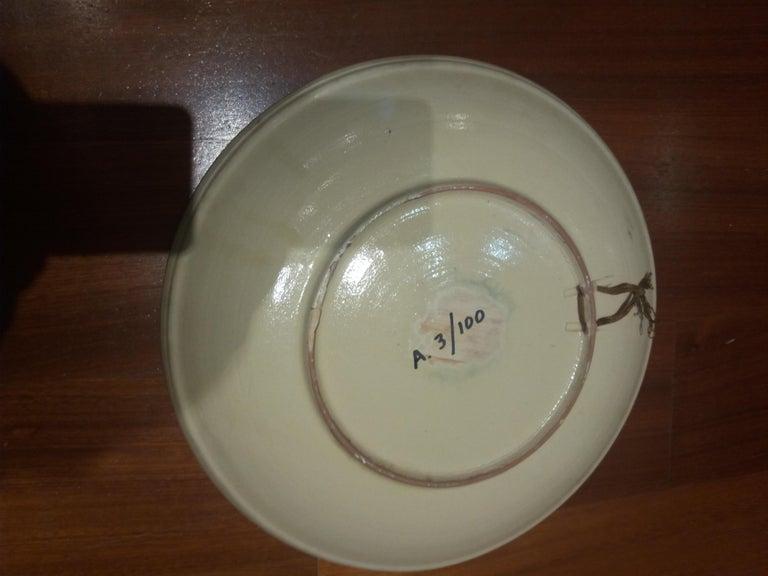 Bolero mallorquin. Original multiple ceramic piece For Sale 3