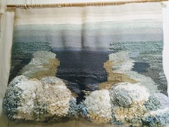 Mediterraneo II. original tapestry