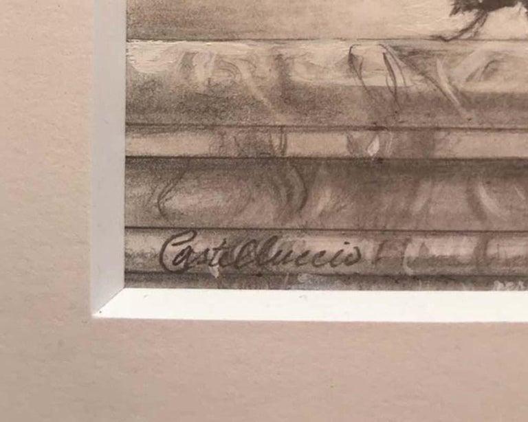 Study For Musca Domestica MMXII  - Gray Still-Life by Federico Castelluccio