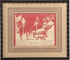 """""""The Fair"""" Paper Cutwork"""