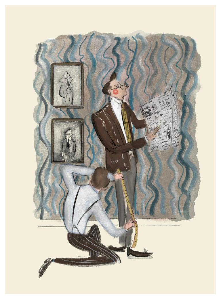<i>The Sartorialist</i>, 2018, offered by Eerdmans Fine Art