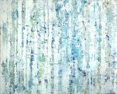 Parallel Layers 4, Celeste Blue