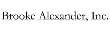 Brooke Alexander, Inc.