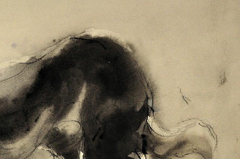 Sheepdog. Original Watercolor by Welsh Artist William Selwyn. Working Dog.  6