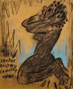 Cry the Beloved Country.Tribute to Anti-Apartheid Novel Alan Paton.Josef Herman.