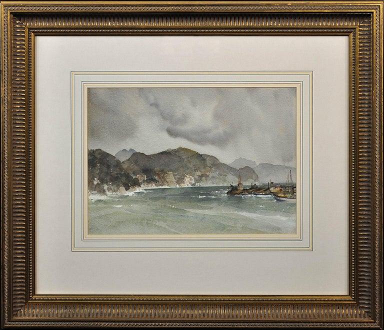 William Russell Flint (1880-1969), The Timid Huntress
