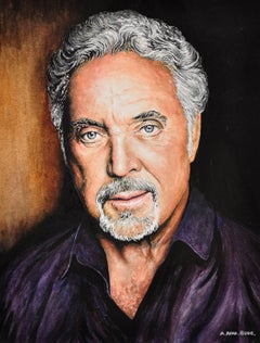 Tom Jones. Brilliant and popular as ever and is truly The Voice!