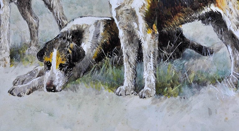 Welsh Hounds from the Packs of Lieutenant Buckley & the Honourable H.C. Wynn. For Sale 9