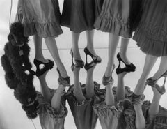 Chic Shoes, 1950s, Silver Gelatin, Archival, Limited, Fashion, Shoes, Dog