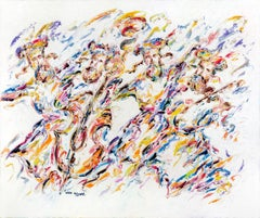 Klezmer Movement (Judaica/Abstract)