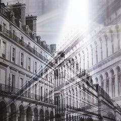 Venezia and Paris-  Lenticular architectural framed photograph