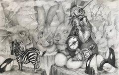 Groundhog and Zebra