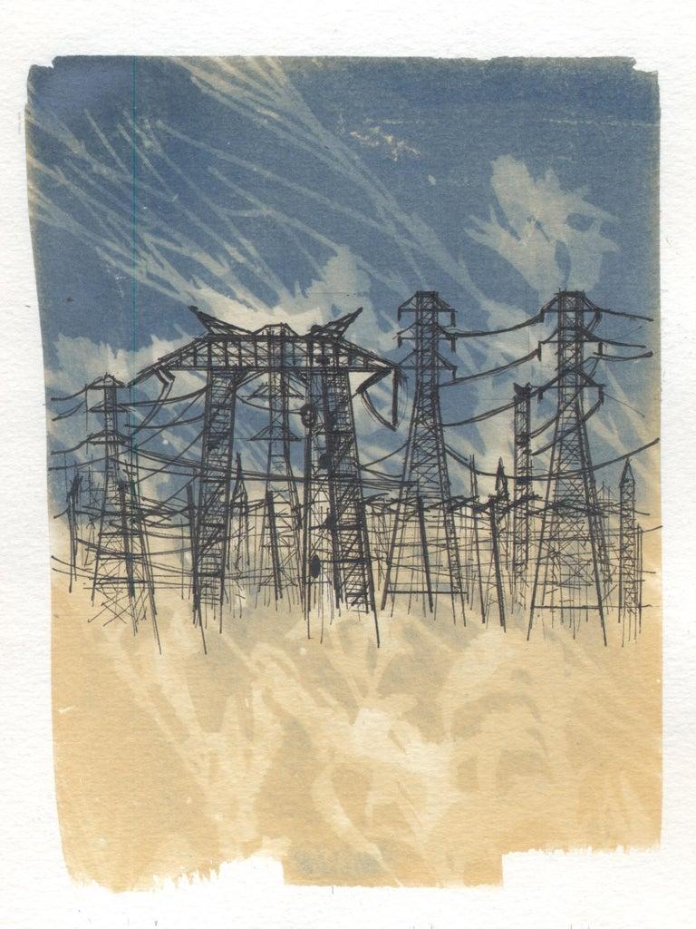 Marie Craig Landscape Art - Entanglement 7