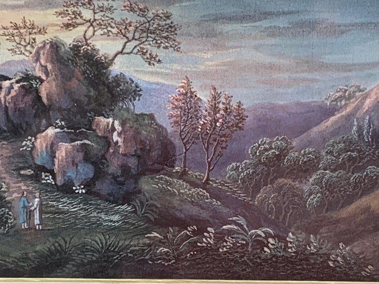 Chinese 19th century landscape - Art by China Trade